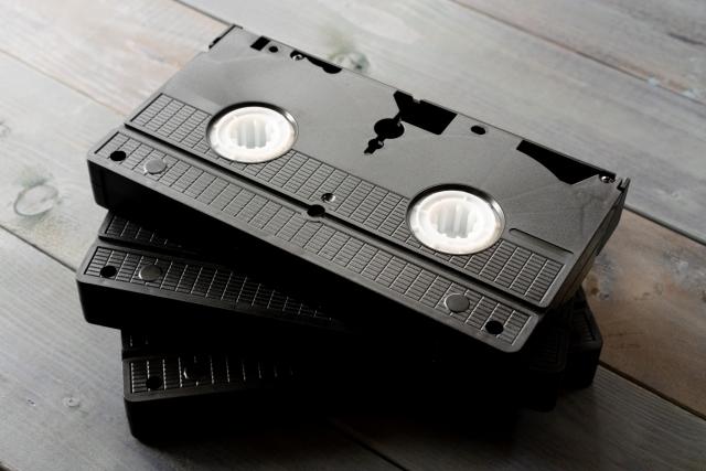 ビデオテープ・VHSのDVDダビング